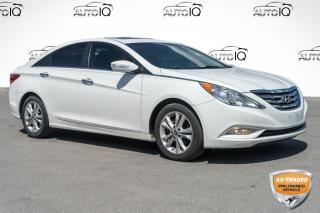 Used 2011 Hyundai Sonata LIMITED for sale in Innisfil, ON