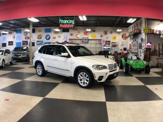 Used 2013 BMW X5 XDRIVE 35D DIESEL 7 PASSENGERS PREMIUM  EXECUTIVE PKG for sale in North York, ON