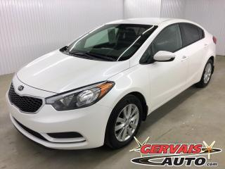 Used 2014 Kia Forte MAGS BLUETOOTH for sale in Trois-Rivières, QC