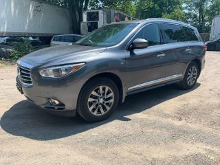 Used 2015 Infiniti QX60 Premium for sale in Oshawa, ON