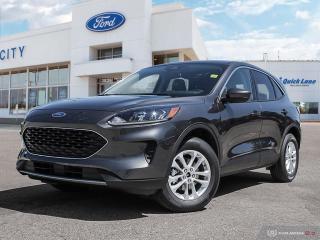 New 2020 Ford Escape 4dr SE for sale in Winnipeg, MB
