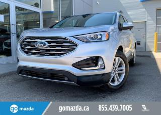 Used 2019 Ford Edge SEL - AWD, BACK UP, HEATED SEATS, REMOTE START, POWER TAILGATE! for sale in Edmonton, AB
