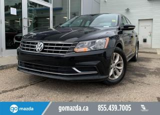 Used 2016 Volkswagen Passat TREADLINE+ CLOTH, HEATED SEATS, BLUETOOTH, BACK UP, GREAT CONDITION!!! for sale in Edmonton, AB