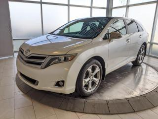 Used 2015 Toyota Venza Accident Free - One Owner! for sale in Edmonton, AB