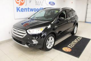 Used 2018 Ford Escape 3 MONTH DEFERRAL! *oac | SEL | FWD | Heated Leather seats | Back up Camera | Sync for sale in Edmonton, AB