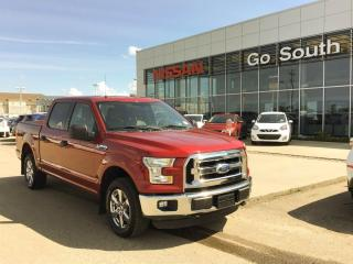 Used 2016 Ford F-150 XLT, 4X4, Crew Cab for sale in Edmonton, AB