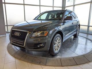 Used 2011 Audi Q5 3.2L Premium for sale in Edmonton, AB