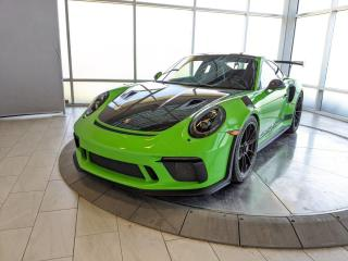 Used 2019 Porsche 911 GT3 RS | Weissach PKG | CPO | Ext. Warranty | LOW KMS! for sale in Edmonton, AB