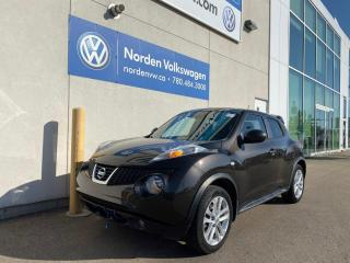 Used 2011 Nissan Juke SL AWD - LEATHER / HEATED SEATS / FULLY LOADED for sale in Edmonton, AB