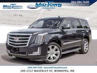 Used 2015 Cadillac Escalade 4WD 4DR PREMIUM for sale in Winnipeg, MB