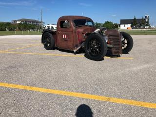 Used 1939 International PICK UP hot rod for sale in Headingley, MB