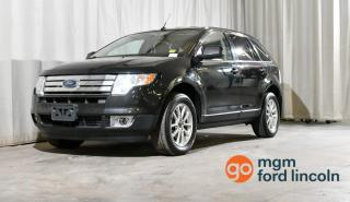 Used 2010 Ford Edge SEL AWD for sale in Red Deer, AB