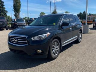 Used 2013 Infiniti JX35 4dr AWD Sport Utility Vehicle for sale in Red Deer, AB