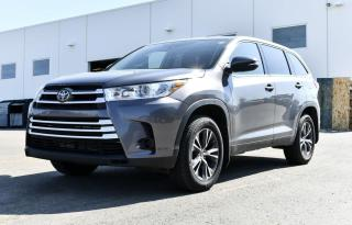 Used 2019 Toyota Highlander LE 4dr AWD Sport Utility for sale in Red Deer, AB