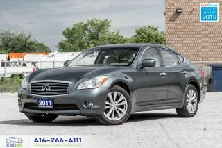 Used 2011 Infiniti M37 AWD|Navi|Leather|New Tires|18