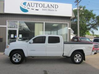 Used 2008 Toyota Tacoma for sale in Winnipeg, MB