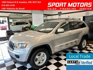 Used 2011 Jeep Grand Cherokee Laredo+4x4+Cruise Control+New Tires for sale in London, ON