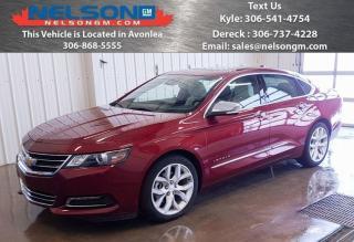 Used 2017 Chevrolet Impala Premier for sale in Avonlea, SK