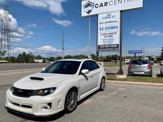 Used 2013 Subaru Impreza WRX STI   MANUAL   for sale in Barrie, ON