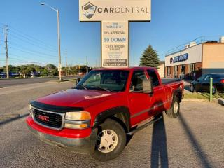 Used 2002 GMC Sierra 1500 SL Ext. Cab Long Bed 4WD for sale in Barrie, ON