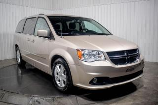 Used 2015 Dodge Grand Caravan CREW STOW N GO CUIR TOIT MAGS CAMERA DE for sale in St-Hubert, QC