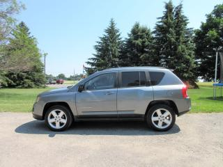 Used 2012 Jeep Compass Limited Edition 4WD for sale in Thornton, ON