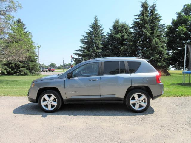 2012 Jeep Compass Limited Edition 4WD