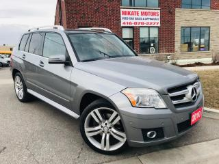 Used 2010 Mercedes-Benz GLK-Class GLK 350 for sale in Rexdale, ON