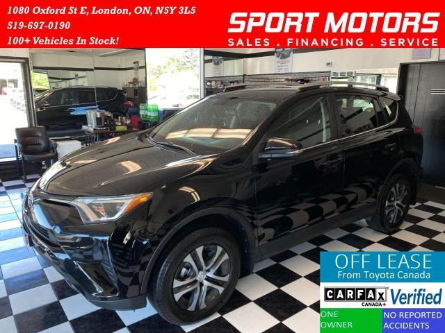 2016 Toyota RAV4 LE+Heated Seats+Bluetooth+Camera+Accident Free