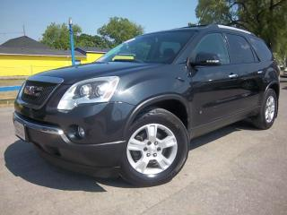 Used 2010 GMC Acadia SLE2 for sale in Oshawa, ON