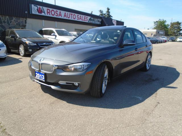 2013 BMW 3 Series 4dr Sdn 320i xDrive AWD SAFETY WARRANTY NEW TIRES+