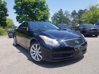 Used 2009 Infiniti G37 Premium for sale in Woodbridge, ON