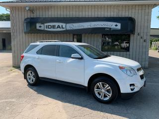 Used 2013 Chevrolet Equinox LT for sale in Mount Brydges, ON
