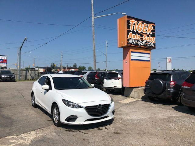 2014 Mazda MAZDA3 GS-SKY**ALLOYS**CAM**SCREEN**CERTIFIED