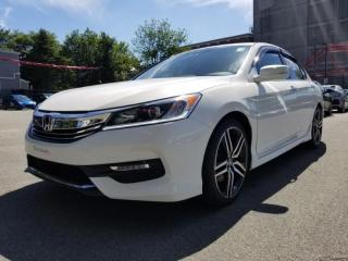 Used 2017 Honda Accord Sport w/Remote Start! for sale in Halifax, NS