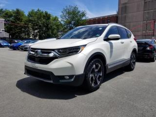 Used 2017 Honda CR-V Touring W/LEATHER & NAV for sale in Halifax, NS
