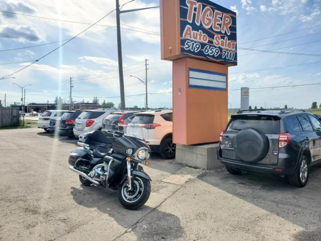 2011 Kawasaki Voyager 1700CC**ONLY 30KMS**RUNS GREAT**FULLY LOADED