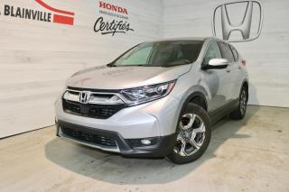 Used 2018 Honda CR-V EX-L AWD for sale in Blainville, QC