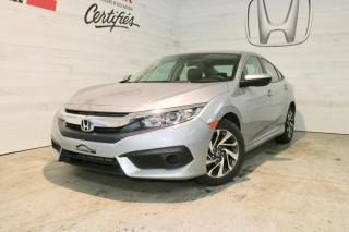Used 2018 Honda Civic EX CVT for sale in Blainville, QC