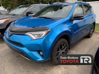 Used 2018 Toyota RAV4 SE TI for sale in Trois-Rivières, QC