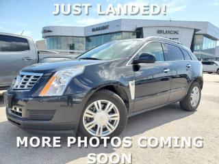 Used 2013 Cadillac SRX Luxury AWD | Power Sunroof | Bose Audio for sale in Winnipeg, MB