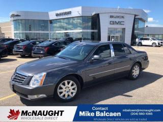 Used 2010 Cadillac DTS Northstar V8 for sale in Winnipeg, MB