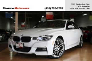 Used 2017 BMW 3 Series 340i xDrive - M PKG|SUNROOF|NAVI|BACKUP for sale in North York, ON