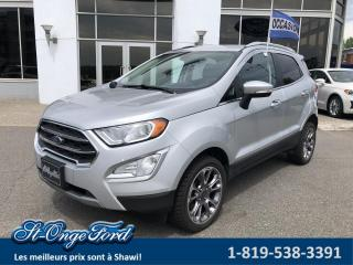 Used 2018 Ford EcoSport Titanium 4RM for sale in Shawinigan, QC