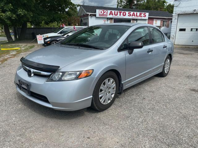 2007 Honda Civic Automatic/4 Cylinder/AS IS Special