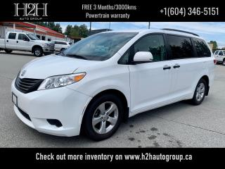 Used 2012 Toyota Sienna CE for sale in Surrey, BC