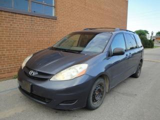 Used 2007 Toyota Sienna CE/ 8 PASSENGERS for sale in Oakville, ON