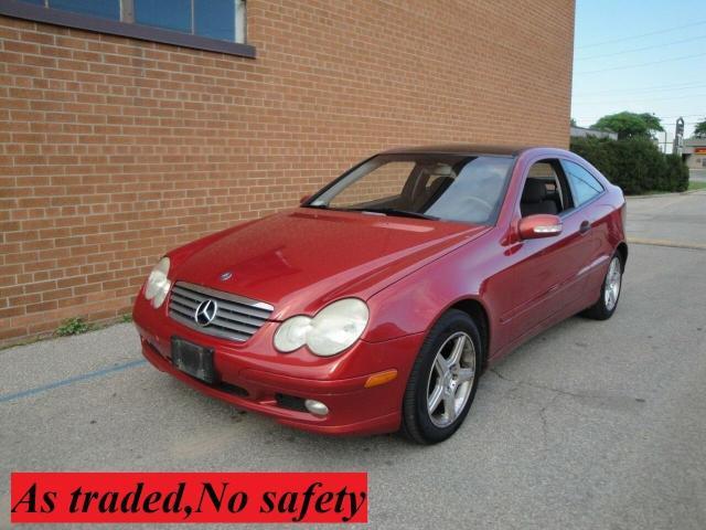 2003 Mercedes-Benz C-Class Kompressor 1.8L/C230
