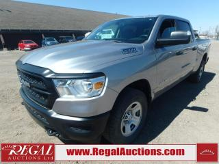 Used 2019 RAM 1500 Tradesman CREW CAB SWD 4WD 5.7L for sale in Calgary, AB