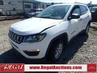 Used 2018 Jeep Compass Sport 4D Utility 4WD 2.4L for sale in Calgary, AB